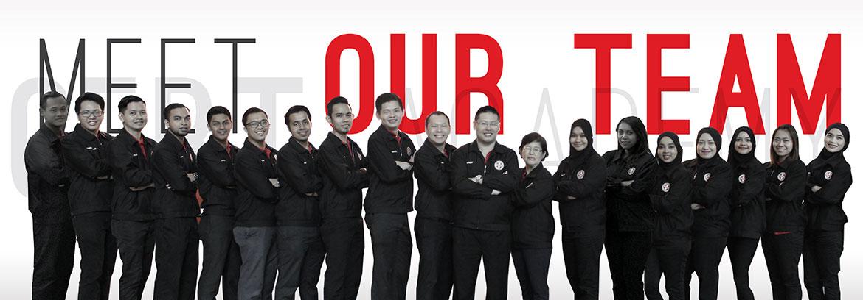 CERT Academy Team