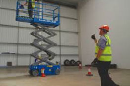 Scissor Lift Safety Training (2 days)