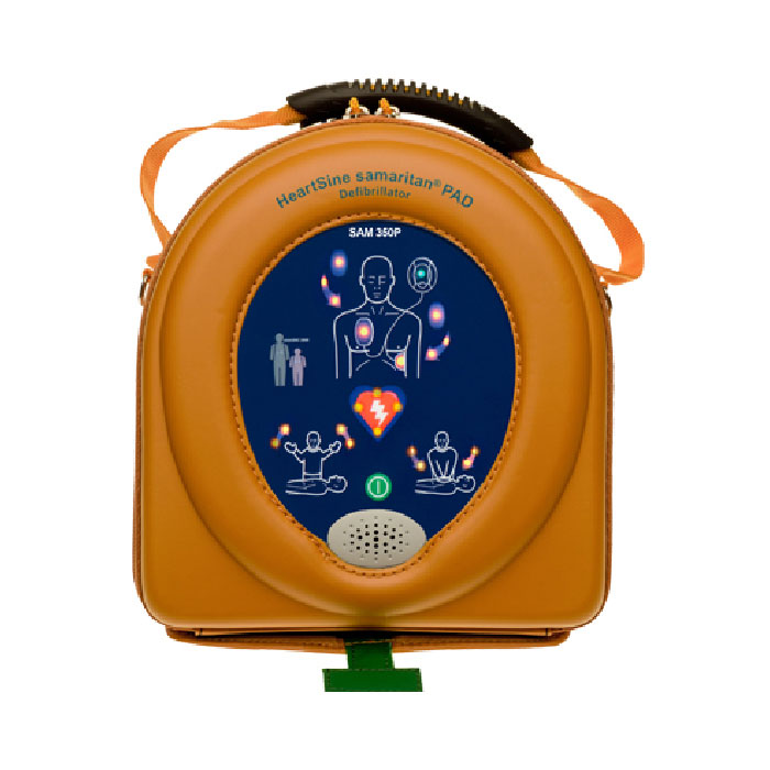 AED Defibrillator HeartSine 350P Cover Bag