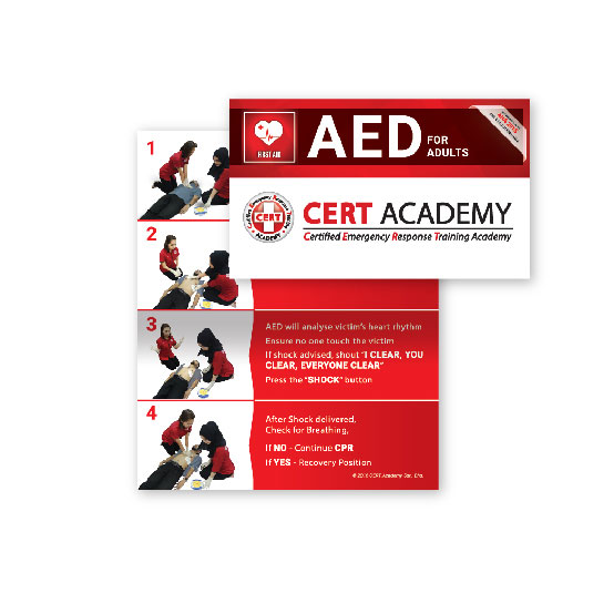Aed Card