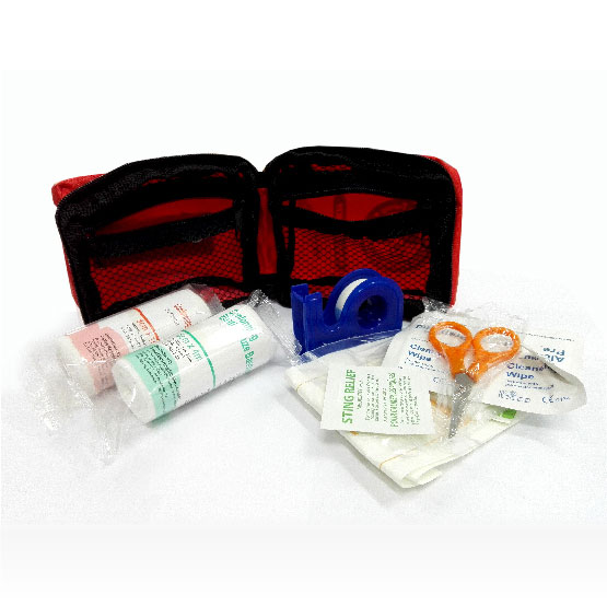 First Aid equipment in Malaysia CERT Academy First Aid Pouch