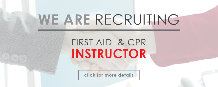 Recruiting instructor to join the expansion of CERT Academy