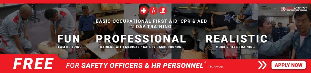 FREE FIRST AID TRAINING | CPR TRAINING | AED TRAINING MALAYSIA | CERT Academy